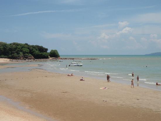 Cosy Beach Hotel: Cliff Beach
