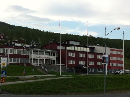 Tarnaby Fjallhotell: Tärnaby Fjällhotell, Tärnaby, Sweden