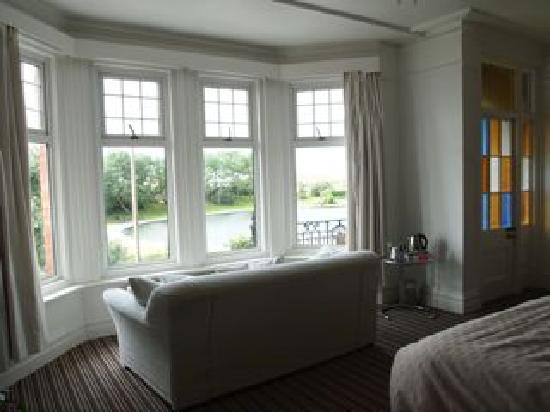 Regency Rooms: Fantastic views