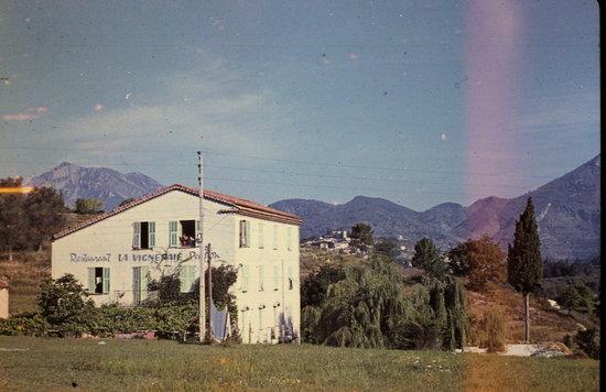 Levens, França: la Vigneraie en 1963