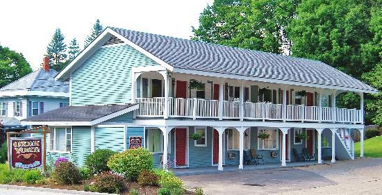 Oxen Yoke Inn, Motel & Cottages: The Oxen Yoke Motel Rooms