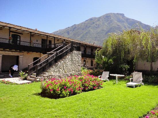 Sonesta Posadas del Inca Yucay: Mayo 2011
