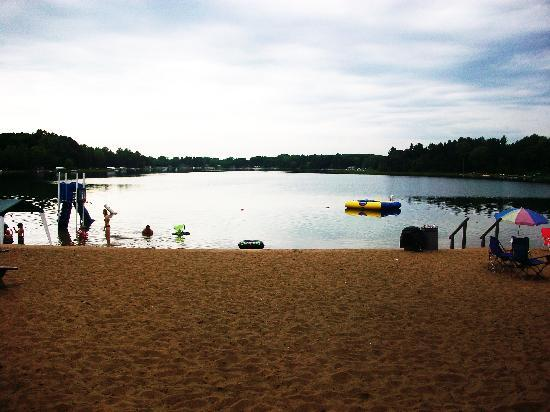 White Lake Beach Resort: Great place for kids to play and spend time with their families