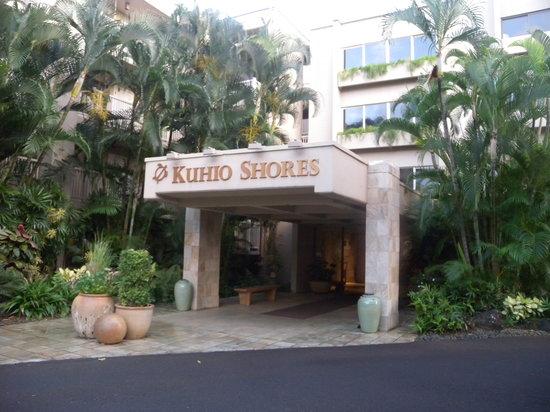 Kuhio Shores Condos: Beautiful Welcome