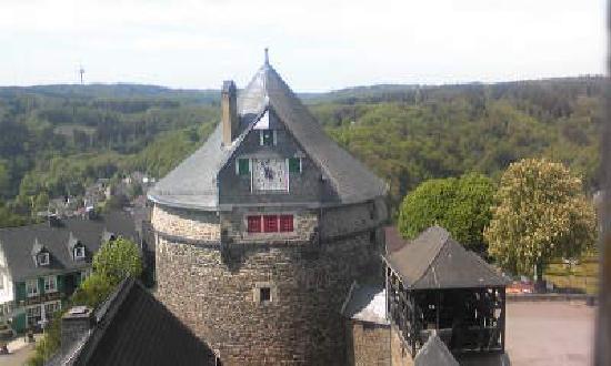 Schloss Burg: いい眺めです。