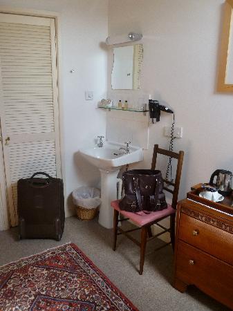 Glencree House: Single room