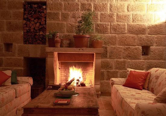 Secret Haven: Interior Chimney