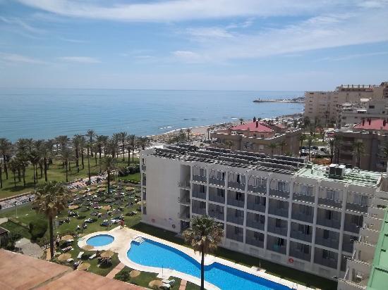 A View From Balcony Fotografía De Medplaya Hotel Pez Espada Torremolinos Tripadvisor