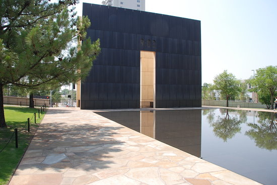 Oklahoma City National Memorial & Museum: Memorial In Oklahoma City
