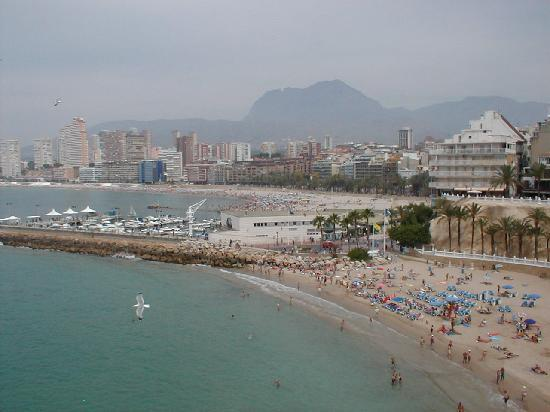 Hotel Ambassador Playa I & II : view of harbour