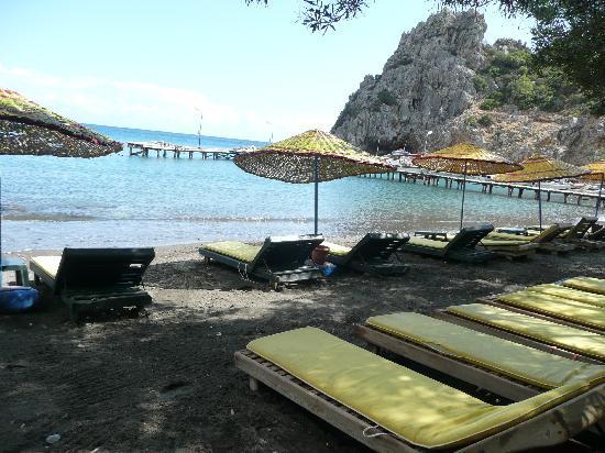 ogun's place beach mesudiye datça