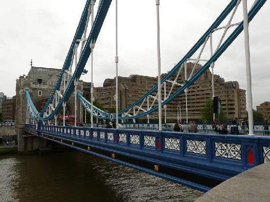 The SSE Arena Wembley Restaurant: Tower Bridge (nicht in der Nähe)