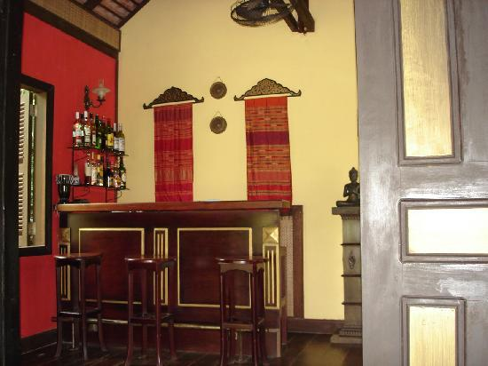 La Palmeraie d'Angkor: le bar sympa.