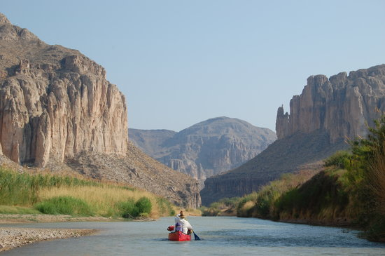 Big Bend Camping Hiking Tours