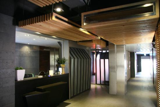 Junhibin Hotel: Lobby