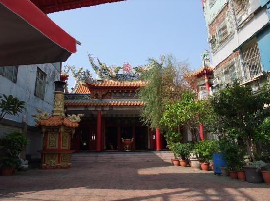Wenwu Shengmiao : 文武聖廟1