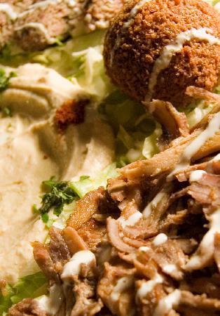 Equinox Verdi : Shawarma