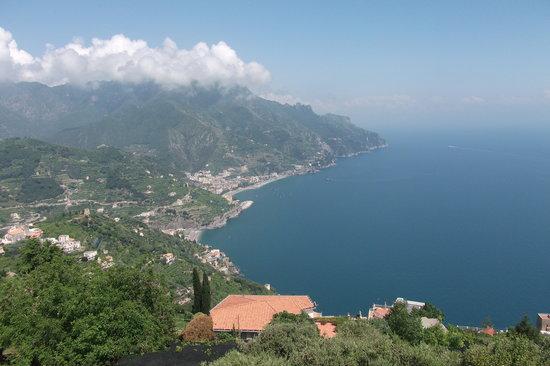 La Casarella: the view