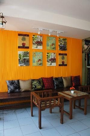 Welcome Sawasdee Inn: lobby