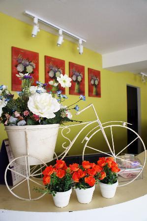Welcome Sawasdee Inn: reception