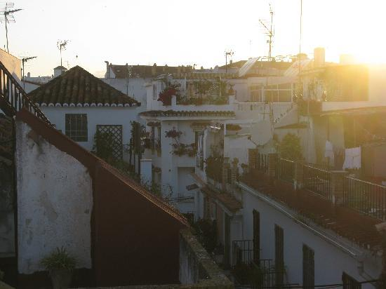 La Villa Marbella: over the roofs