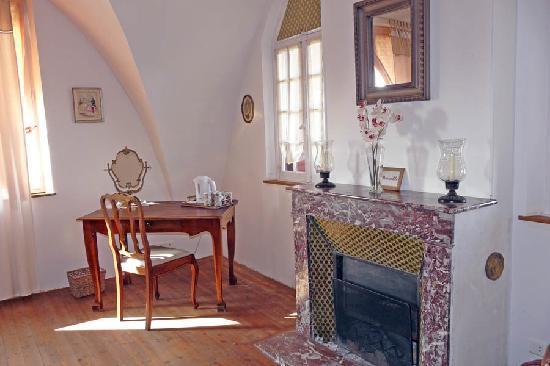MANOIR LES PERDRIX : Suite Deauville 2 à 5 personnes