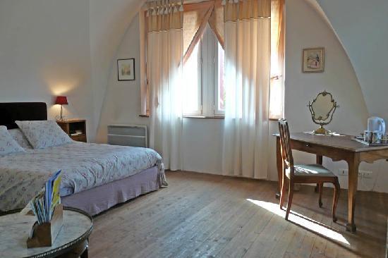 MANOIR LES PERDRIX : Suite Deauville 40 m2 avec cheminée et balnéo