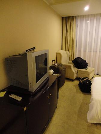 Huide Hotel: Twin Room