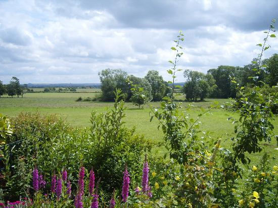 Cleeve House Bed & Breakfast: Views from the house