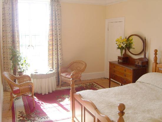 Cleeve House Bed & Breakfast: Room 6