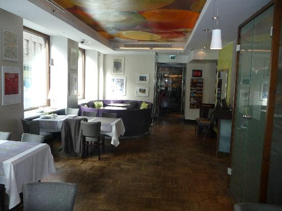 Solo Sokos Hotel Torni: dining room