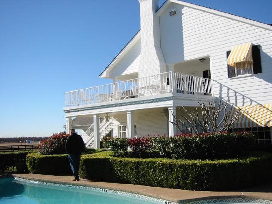 Southfork Ranch: Balkon