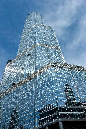 Chicago, IL: Trump Towers
