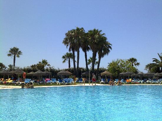 Ислантилла, Испания: piscina
