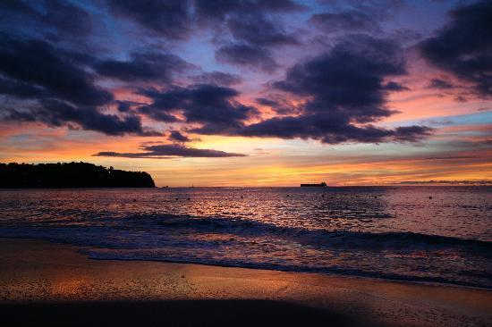 Rendezvous Resort : Beautiful sunset!