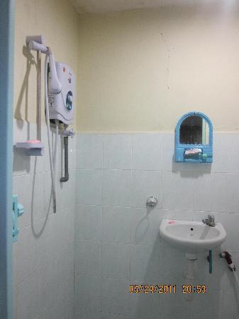 Zass Hotel : Bathroom