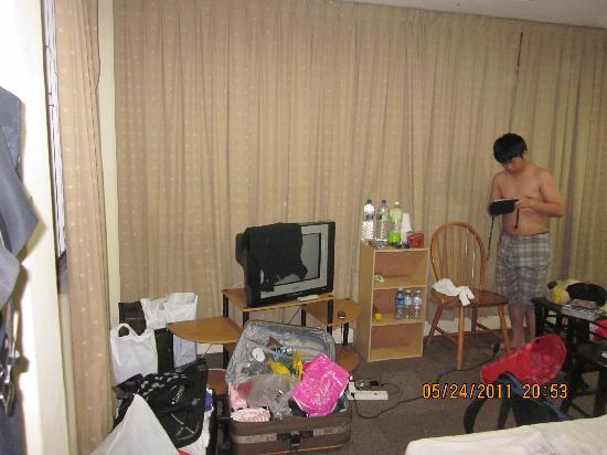 Zass Hotel : Television
