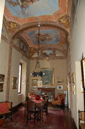 Grand Hotel Reale : Elegant public room