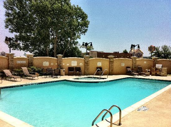 Residence Inn DFW Airport North/Grapevine : Outdoor pool