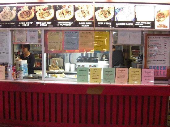 Greek Grill: 店舗