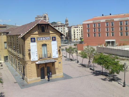 Novotel Suites Malaga Centro: View