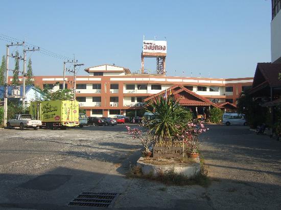 Buriram Province, Tailândia: Vongton hotel in city