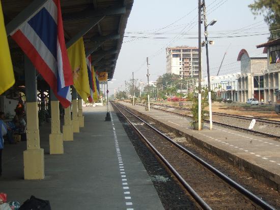Buriram Province, Tailândia: Go back to BKK