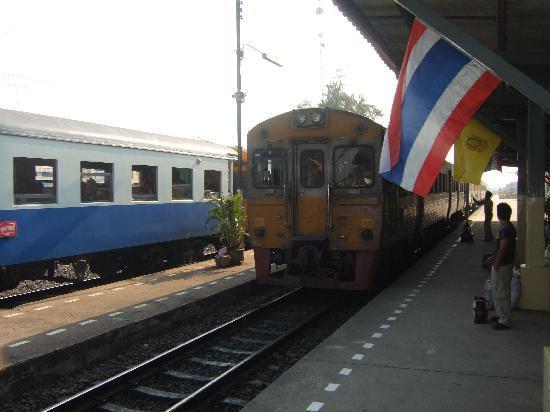 Buriram Province, Tailândia: Ltd. Express