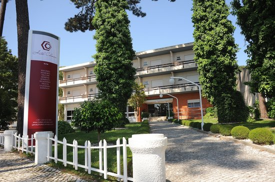 Hotel Colmeia: Front