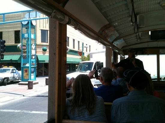 Albuquerque, NM: ABQ Trolley Tour