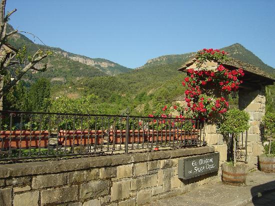 Hotel Rural El Mirador de los Pirineos By Brasi: Entry
