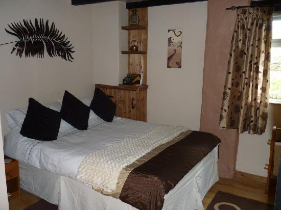 Loscombe House Bed and Breakfast: Double Room
