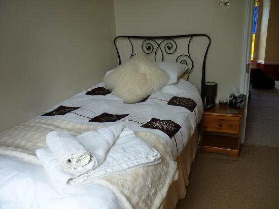 Loscombe House Bed and Breakfast: Single Room