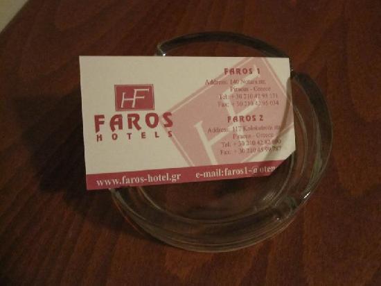 Faros 1 Hotel: The Faros 1